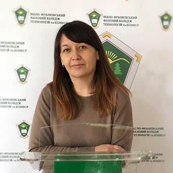 Бандура Ольга Романівна