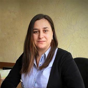Литвин Надія Ігорівна