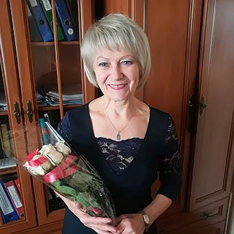 Токар Розалія Степанівна
